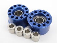 Rear Trailing Arm Bushings (RTAB) - Turner Monoball Race - E36, E46, Z4 (Pair)