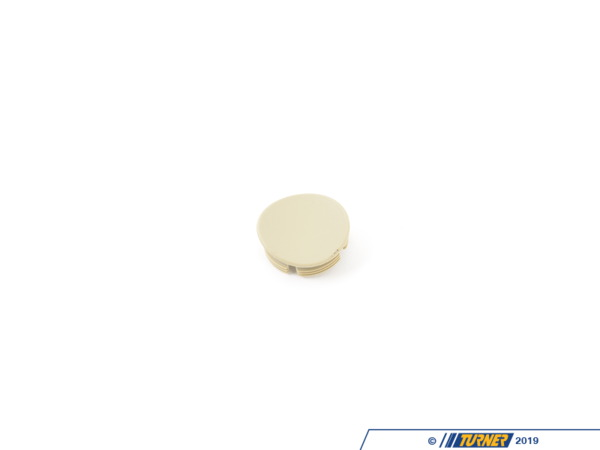 T#96820 - 51417135159 - Genuine BMW Plug, Door Opener, Inside Le - 51417135159 - Beige - Genuine BMW -