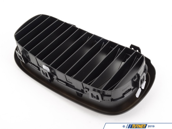 T#210588 - 51712354497 - Genuine BMW Trim Grill, High-Gloss Black - Genuine BMW -