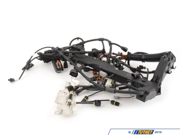 T#40059 - 12517838823 - Genuine BMW Engine Wiring Harness - 12517838823 -E60 M5,E63 M6 - Genuine BMW -