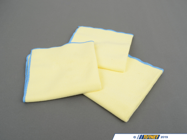 T#120297 - 51910148460 - Genuine BMW Polishing Cloth - 51910148460 - Genuine BMW -