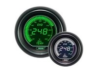 EVO Series Digital Oil Temperature Gauge - 100-300°F
