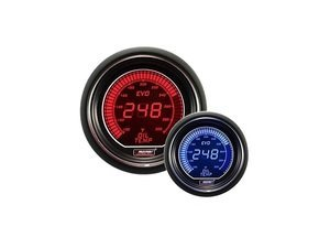 EVO Series Digital Oil Temperature Gauge - 100-300AdegF
