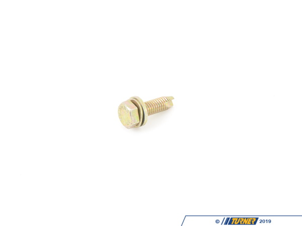 T#36573 - 11617591646 - Genuine BMW Screw 6X20 - 11617591646 - F10,F25 - Genuine BMW -