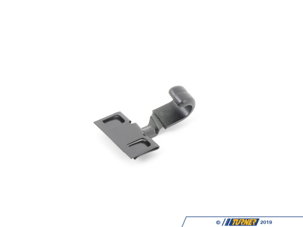 T#109181 - 51461978982 - Genuine BMW Hook Right Schwarz - 51461978982 - E34,E34 M5 - Genuine BMW -