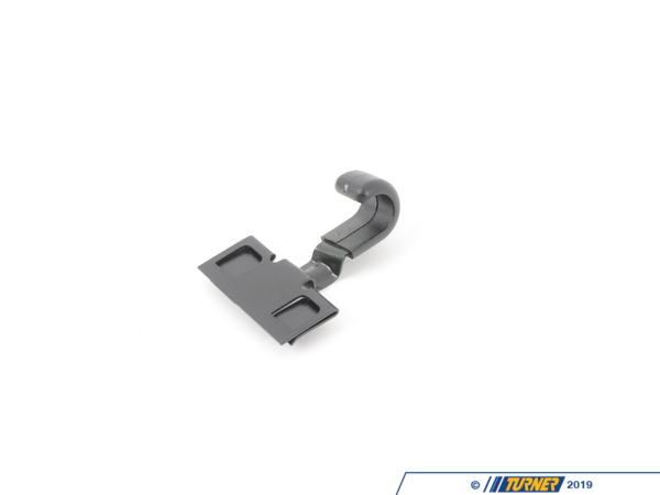 T#109180 - 51461978981 - Genuine BMW Hook Left Schwarz - 51461978981 - E34,E34 M5 - Genuine BMW -