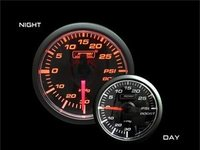 45mm Electric Boost Gauge - 30inHg~30 PSI