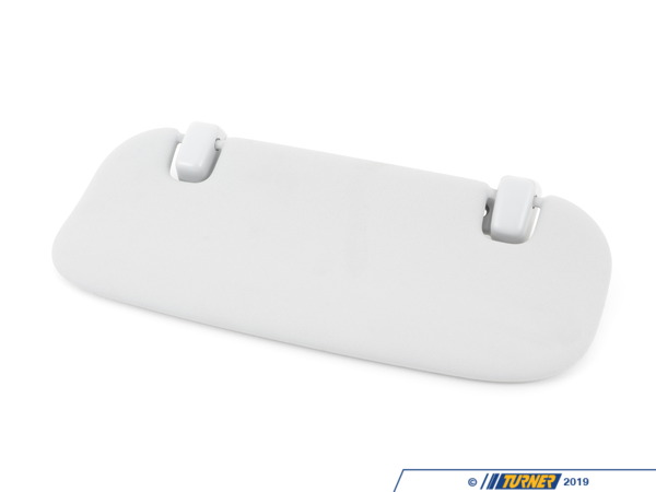 T#82326 - 51162753552 - Genuine MINI Sun Visor, Lateral Hellgrau - 51162753552 - Genuine Mini -