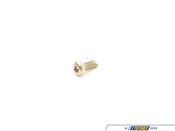 T#133914 - 54128166556 - Genuine BMW Torx-Bolt For Plastic Material L=14mm - 54128166556 - E36 - Genuine BMW -