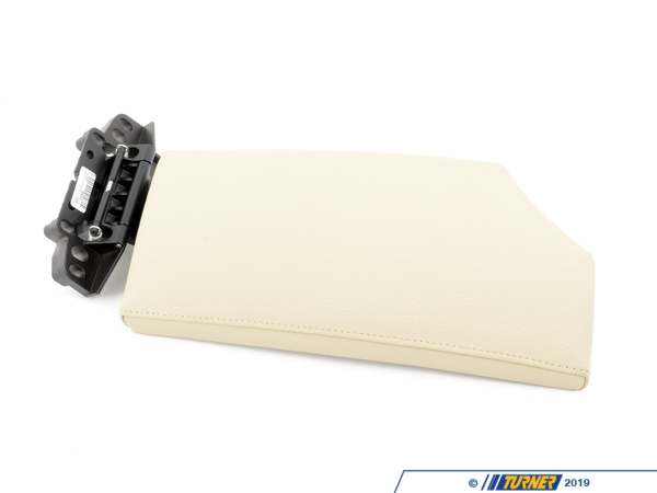 T#82921 - 51166985220 - Genuine BMW Cover, Centre Console Creambeige - 51166985220 - Genuine BMW -