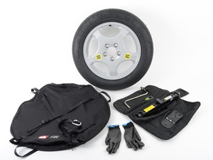 F10/F12/F13 Space Saver Spare Tire Kit
