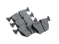 Hawk DTC-60 Race Brake Pads - Rear - E38, E39, E46, E60, X3, X5, Z4 M, Z8 (see description)