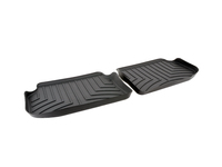 Rear FloorLiner DigitalFit - Black - F10
