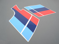 Genuine BMW Stripes For Hood/rear - 51142336520