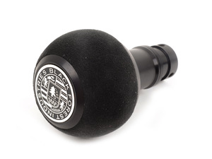 Black Forest Industries Billet Heavy Weight Shift Knob - Alcantara Or Leather