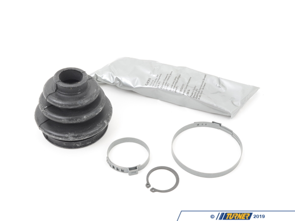 Genuine BMW Genuine BMW Rear CV Boot Repair Kit - Outer - M62 M73 S62 33211229220
