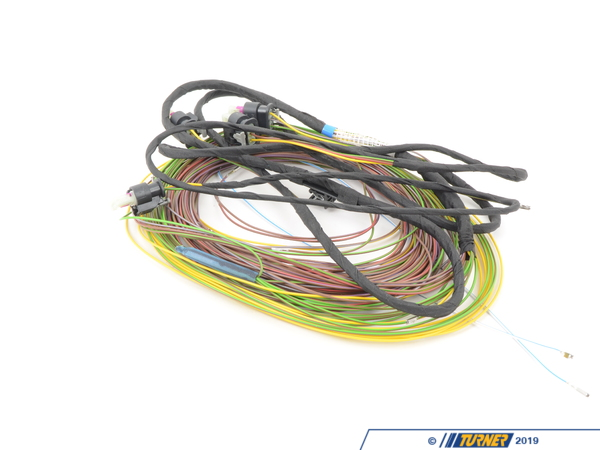 T#137382 - 61119214300 - Genuine BMW Wiring Harness, Module, Pdc, Rear - 61119214300 - F01 - Genuine BMW -
