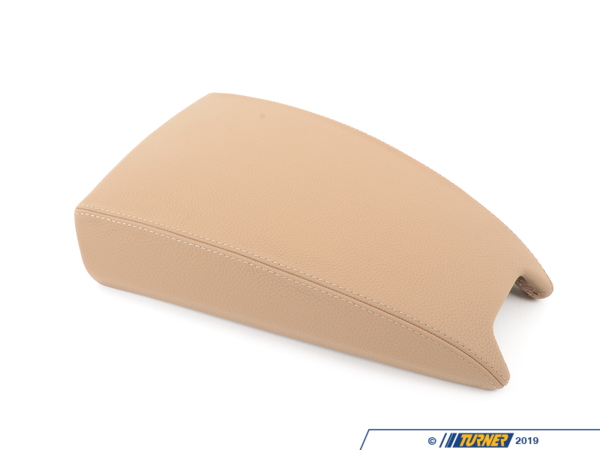 T#85070 - 51168046911 - Genuine BMW Cover, Centre Arm Rest, Leat - 51168046911 - Genuine BMW -