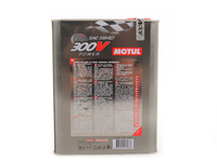 MOTUL 300V 5W-40 Power Race Oil - 2 Liter Can