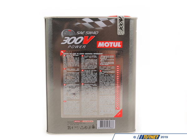 103132 motul 300v 5w 40 power race oil 2 liter can. Black Bedroom Furniture Sets. Home Design Ideas