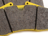 T#1731 - TMS1731 - StopTech Calipers ST40 ST45 - Race Brake Pad Set - Pagid RS29 Yellow - StopTech - BMW