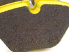 T#408 - TMS408 - Pagid Track/Race Brake Pads - Yellow RS19 - Front - E9X M3, E60, E63, E65 - Pagid - BMW