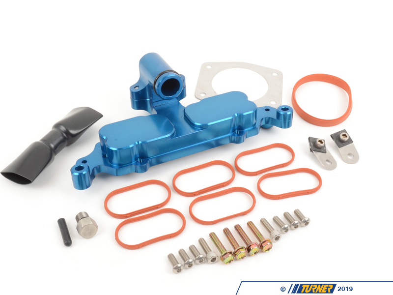 T#1965 - MAN-1 - M50 Manifold Conversion Adapter Kit (To install OBDI manifold on an M52/S52) - Turner Motorsport -