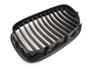 T#11707 - TMS11707 - Black Center Grills - F01/F02 740i 740li 750i 750li 750i xDrive 750li xDrive 760li  - Turner Motorsport - BMW
