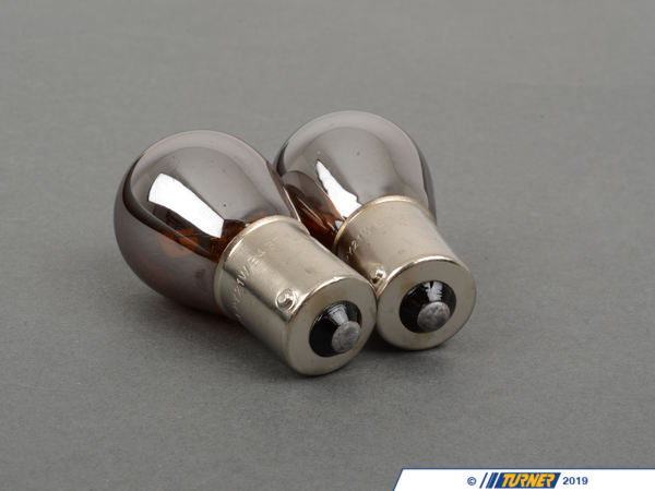 T#264 - TMS264 - Stealth Bulb Set - Single Filament Front & Rear For BMW with Straight Across Pins - Turner Motorsport - BMW