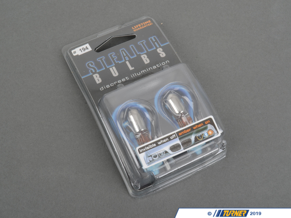 Turner Motorsport Stealth Bulb Side Marker Bulbs (Set) TMS450