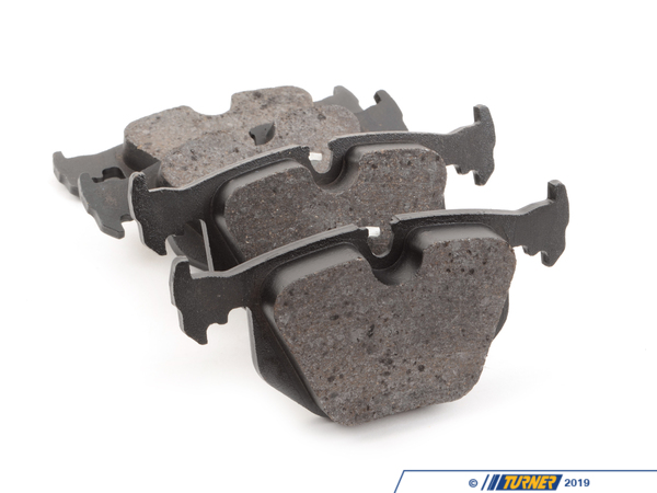 T#12757 - 34216790071 - E46 330i/Ci OEM Rear Brake Pad Set - ATE - BMW
