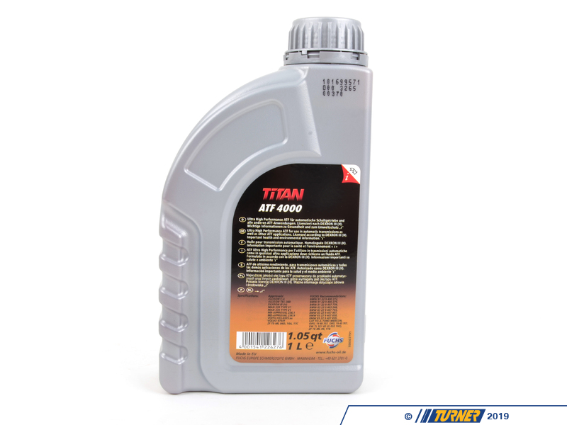 X on mini cooper automatic transmission fluid