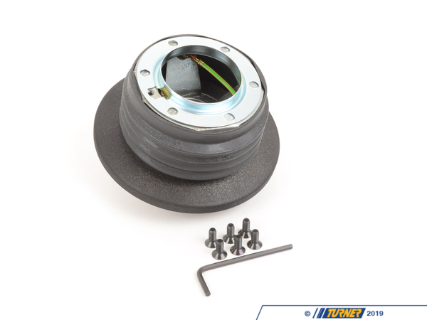 T#1610 - 2008 - MOMO Steering Wheel Hub Adapter for E36 3 series & Z3 - MOMO - BMW