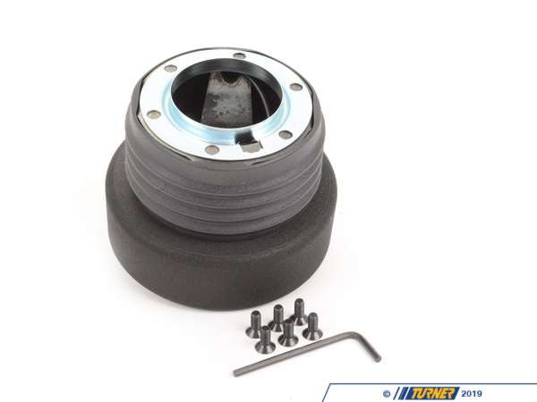 T#1608 - 2006 - MOMO Steering Wheel Hub Adapter for E30, E28 - MOMO - BMW
