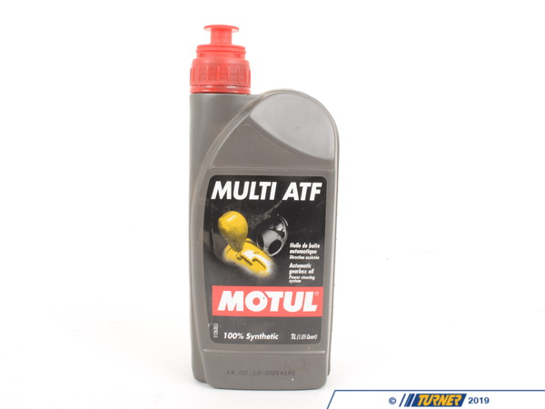 T#2449 - MOTUL-MULTI-ATF - MOTUL Multi ATF Automatic Transmission Fluid / Gearbox Oil - 1 Liter bottle - Motul - BMW MINI