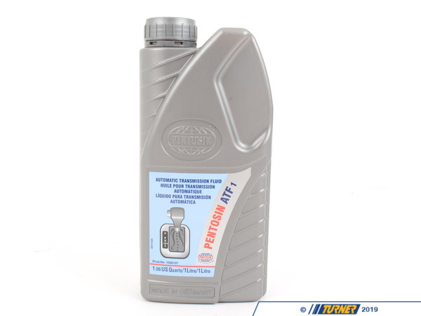 T#2927 - 83229407807 - Automatic Transmission Fluid - LT 71141 - 1 Liter - Pentosin - BMW