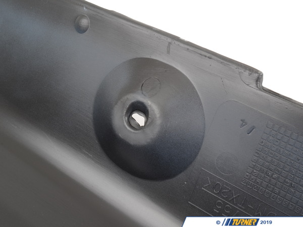 Genuine BMW Genuine BMW Primed Left Outer Kick Panel - 51718211943 - E46 51718211943