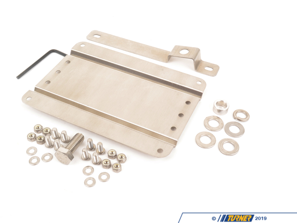 T#14384 - G-BMW-5S - No Holes License Plate Bracket - F10 5 Series 2011+. F07 5 Series GT - GMG Motorsports - BMW