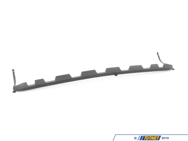 T#134114 - 54137145886 - Genuine BMW Slipstream Deflector - 54137145886 - E82,E92 - Genuine BMW -