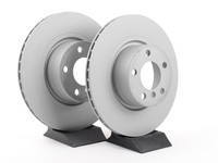 Rear Brake Rotors - F25 X3 28dx, 28ix, 35ix, F26 X4