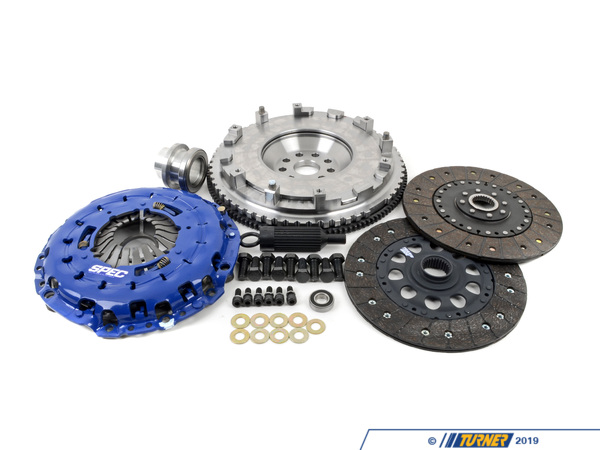 T#341291 - SB93SST - Stage 3+ Mini Twin Clutch Kit - Spec Clutches -