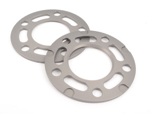Turner BMW 5mm Wheel Spacers (Pair) - Most BMWs (see applications)