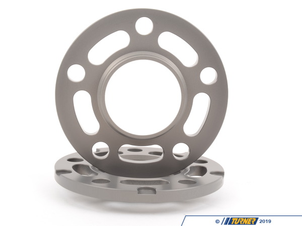 T#432 - TWH9905010 - Turner BMW 10mm Wheel Spacers (Pair) - Most BMWs (see applications) - Turner Motorsport -