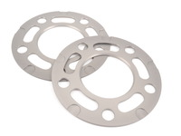 Turner BMW 3mm Wheel Spacers (Pair) - Most BMWs (see applications)