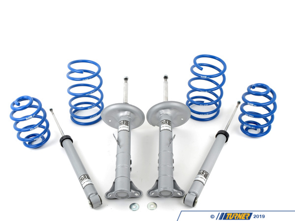 T#4320 - 31005T-2 - E36 323i/325i/328i H&R Touring Cup Kit Suspension Package - H&R - BMW