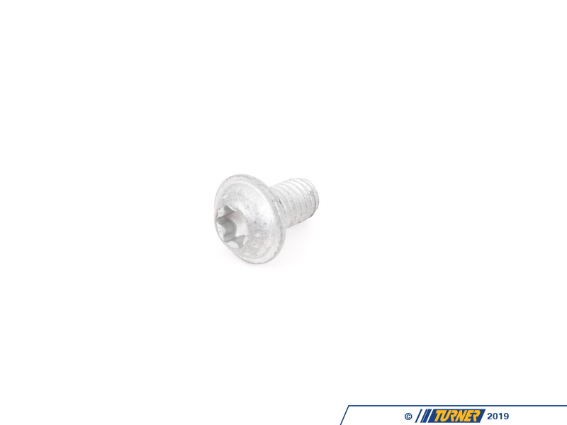 T#36512 - 11617536248 - Genuine BMW Oval Head Screw - 11617536248 - Genuine BMW -
