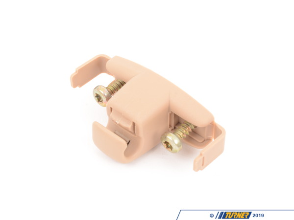 T#13737 - 51161949746 - Genuine BMW Bracket With Contact Beige - 51161949746 - E34,E34 M5 - Genuine BMW -