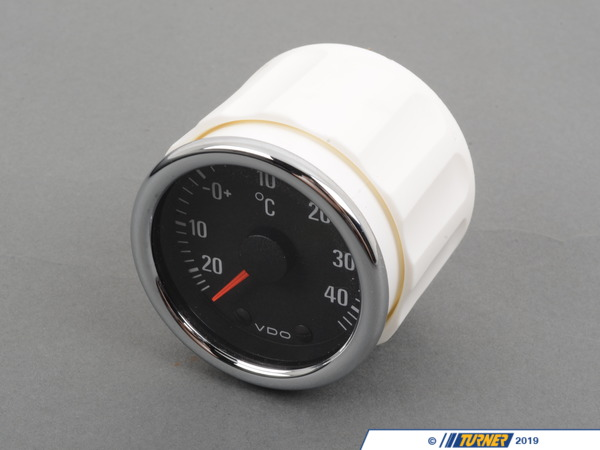 T#146089 - 62132491473 - Genuine BMW Outdoor Temperature Indicato - 62132491473 - Genuine BMW -