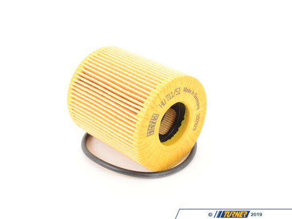 T#3131 - 11427557012 - Oil Filter - 2007+ MINI Cooper - MINI Cooper S - R56 R57 R55 - This is a high quality German made OEM oil filter for all R55 R56 R57 MINI Cooper & MINI Cooper S from 2007+. It includes any seal reals required. Alternate part number 11427622446.This item fits the following MINIs:2007+  R56 MINI MINI Cooper MINI Cooper S2008+  R55 MINI MINI Cooper Clubman MINI Cooper S Clubman2009+  R57 MINI MINI Cooper Convertible MINI Cooper S Convertible - Mann - MINI