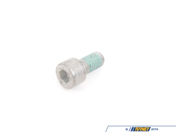 T#48873 - 21207548047 - Genuine BMW Fillister-head Screw, Micro- - 21207548047 - Genuine BMW Fillister-Head Screw, Micro-Encapsulated - M8X16-8.8-Zns - Genuine BMW -